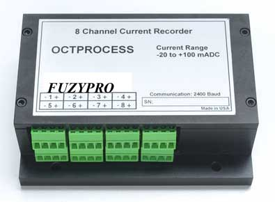 FuzyPro, OCTPROCESS, 8 Channel, Current Recorder