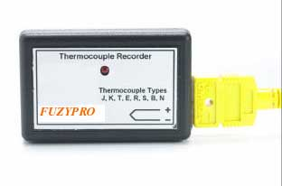FuzyPro, TC4000, Thermocouple Data Logger