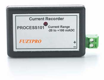 FuzyPro, PROCESS101, Current Recorder