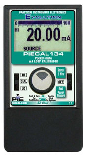 Pocket-Cal, Milliamp, Calibrator, PIECAL 134