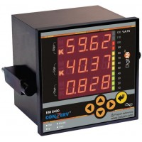 TRMS,Three Phase Multi-function,Panel Meters,EM6000,DigitAN,panel meters