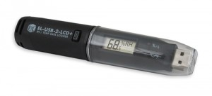 Lascar, EL-USB-2-LCD+, High Accuracy, Humidity and Temperature, Data Logger, Humidity, Temperature, LCD